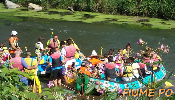 rafting-fiume-po